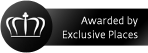 Awarded by Exclusive Places